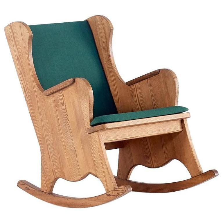 Hjorth Rocking Chair, 1932