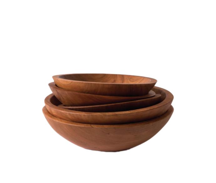 Peterman Wood Bowl