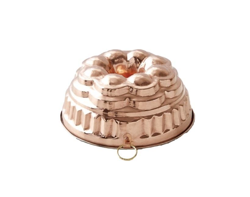 Copper Cake Mold