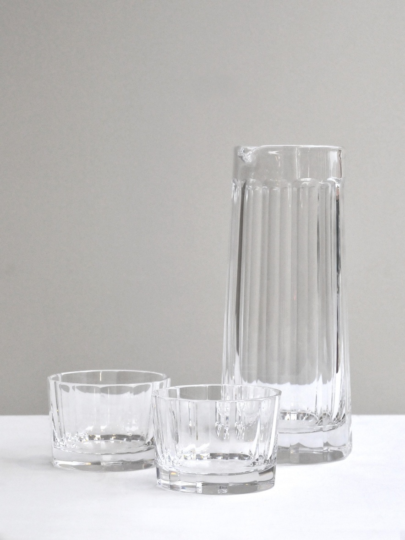 Water Jug & Glasses; $420.31