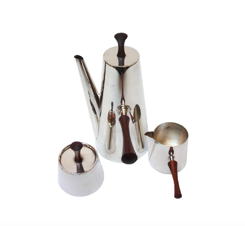 Midcentury Italian Tea Set