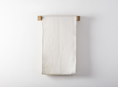 Linen Roller Towel & Holder; $142