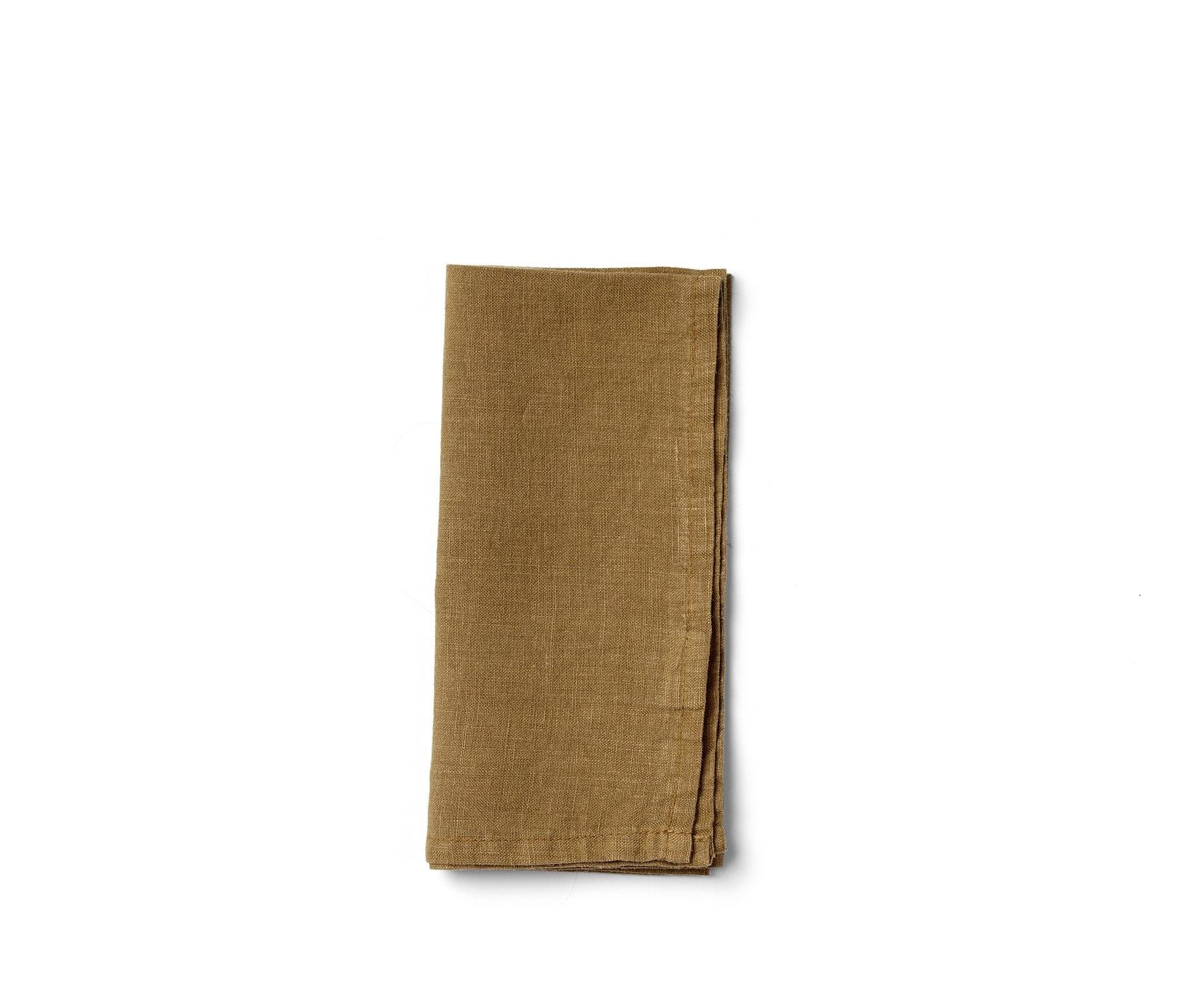 Linen Napkin; $18