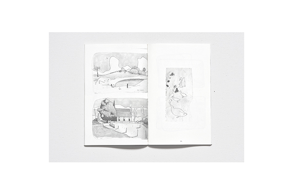 'Scrapbook 2015' drawings and studio ephemera,64p, digital print,2015.