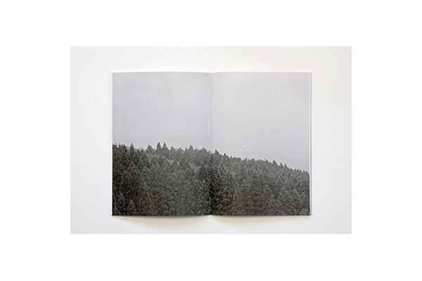 'A Return to Slow' photographic companion, 40  p, digital print,2016  . (inside spread)