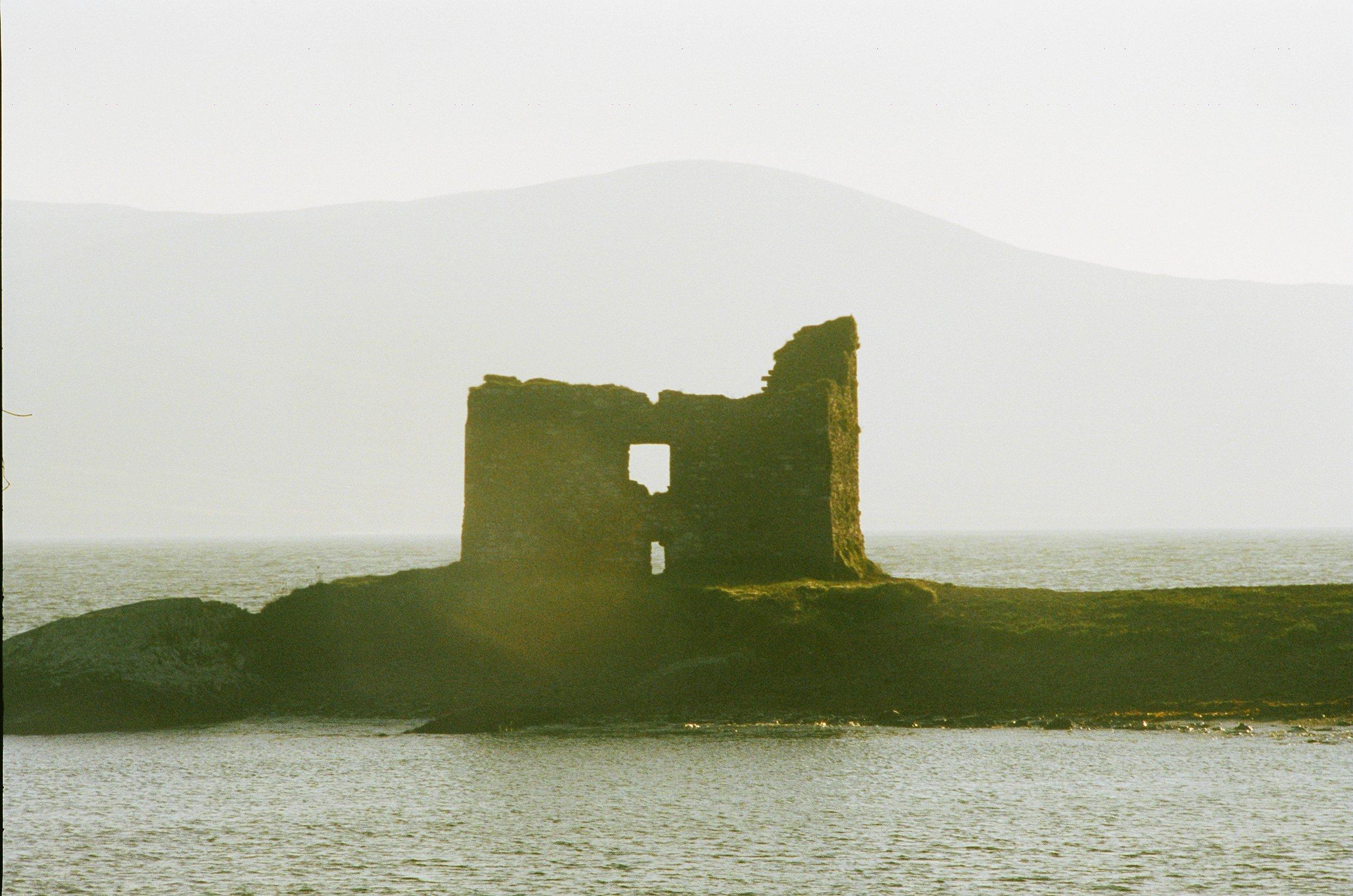 Ruin, 35mm, Cill Rialaig, 2015