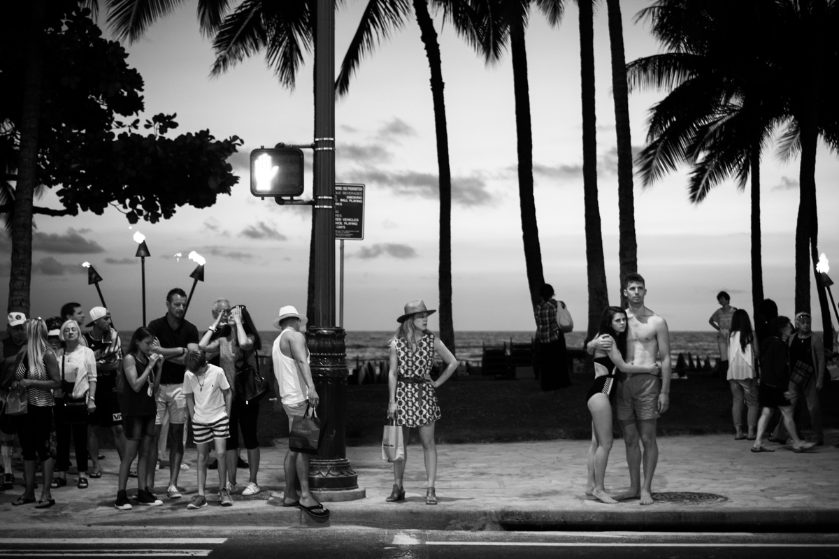 """Road Romantics"" by Lance Agena. Featured in Pacific New Media's Contemporary Photography in Hawaii 2016."
