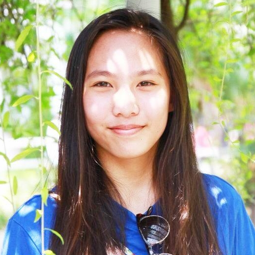 Michelle Lam  Publicity Officer (2014)   Columbia University (2019)  German Swiss International School (2015)