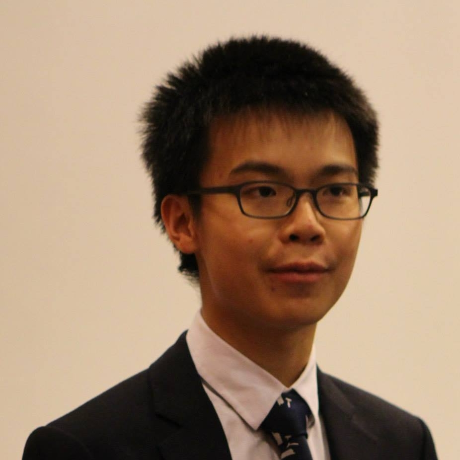 Ryan Tang  Co-Founder of IGNIS MUN (2013), President of General Assembly (2014)   University of Oxford (2017)  Harrow School (2014)