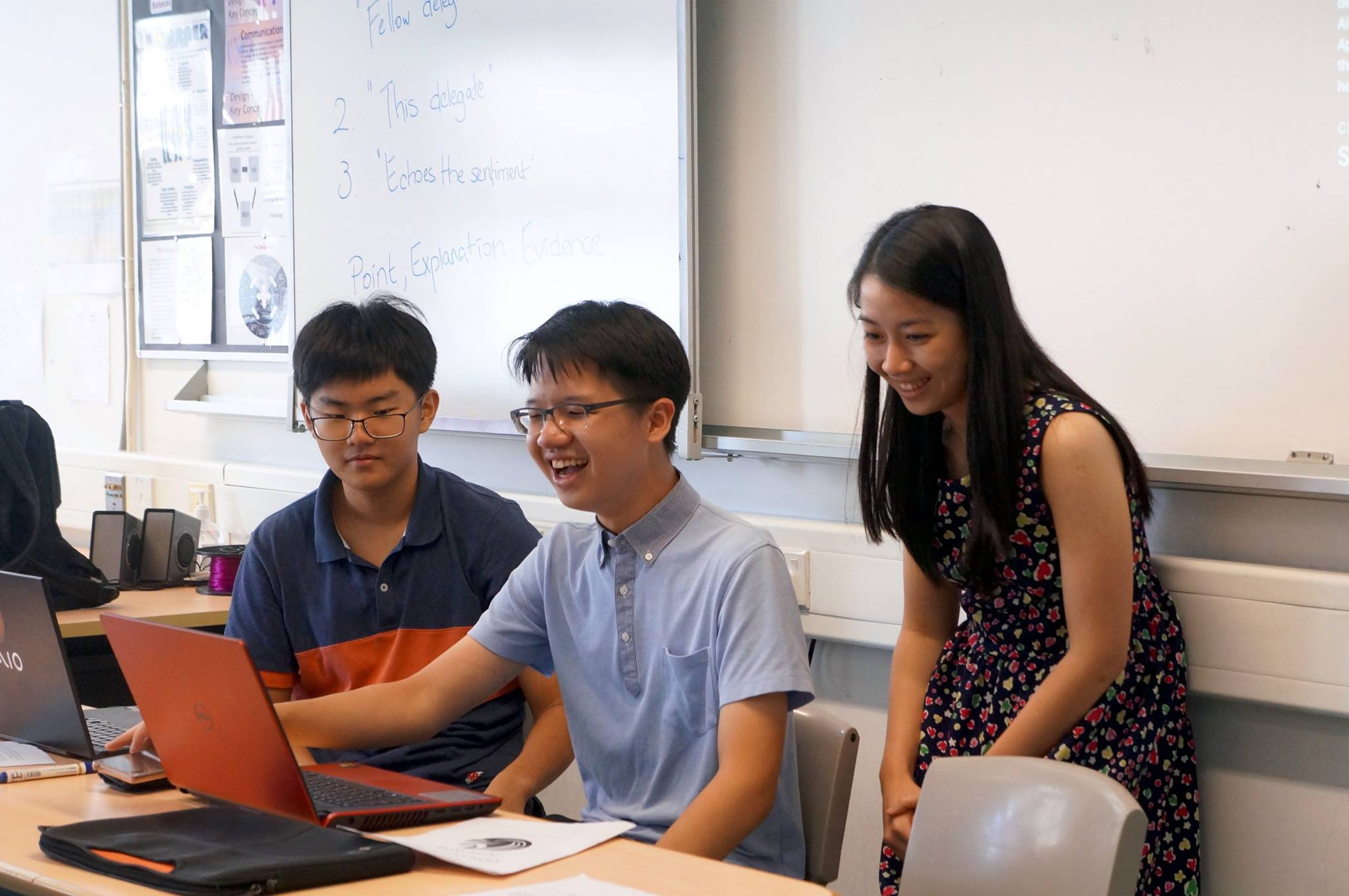 We strive to bring the best students in Hong Kong together to share their talents and knowledge with others.