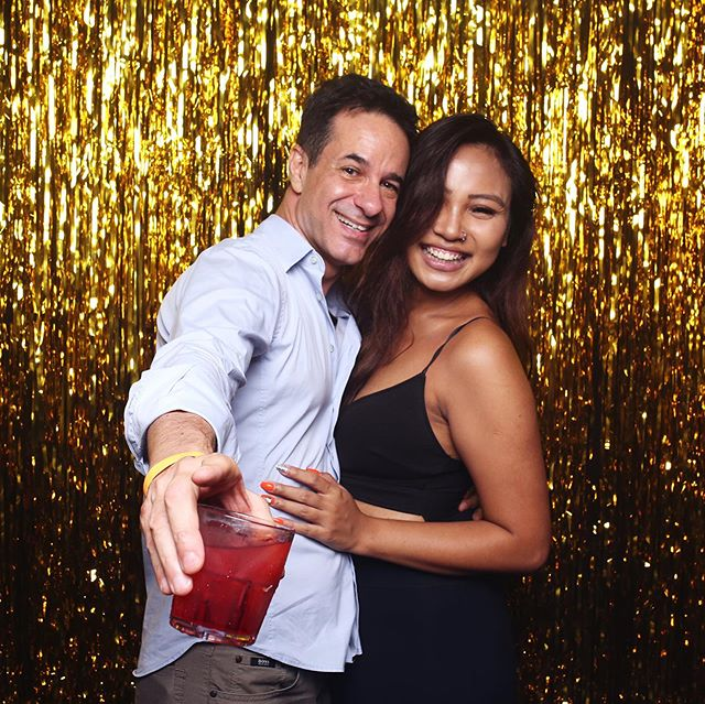 Good times as always with the folks of @collision_8 🌟 #getetched #etchedphotobooth