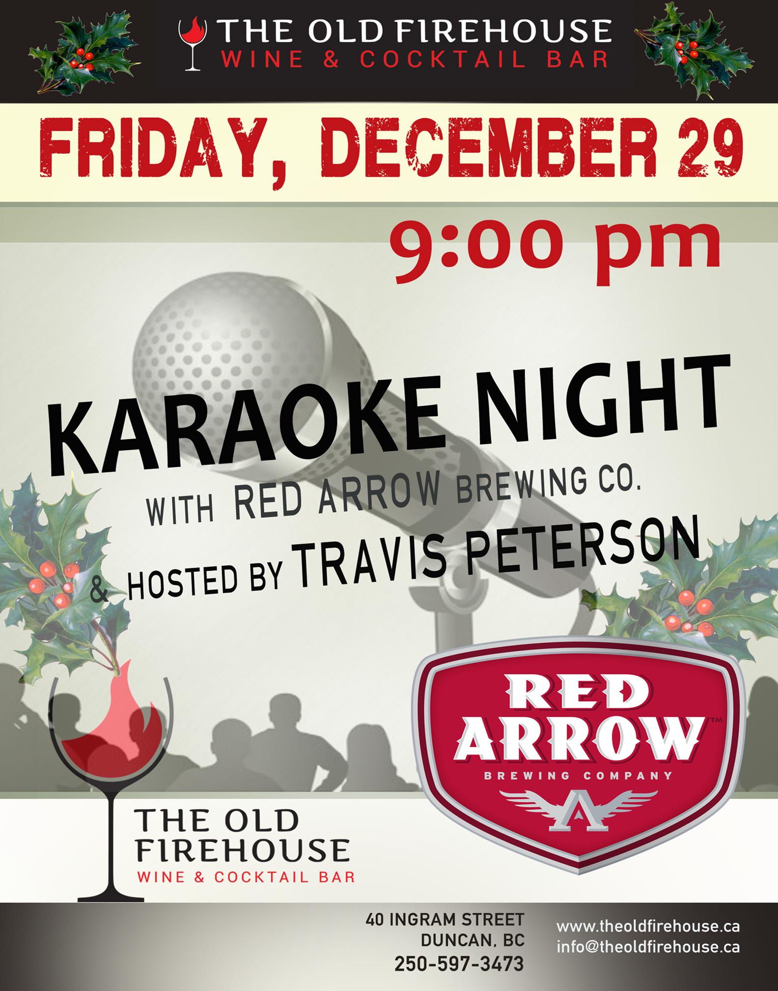 karaoke poster red arrow Christmas 22x28.jpg