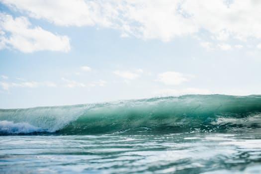 Das Unterbewusstsein - als starke Welle.