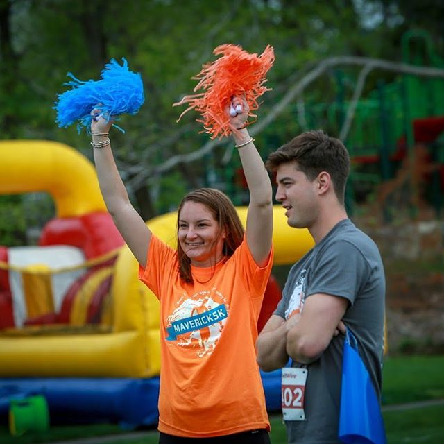 🙌🏻🙌🏻 Maverick 5K is almost here! Tomorrow (Tuesday!) is the last day to register online! Prices increase for day-of registration, so check it off your list ASAP! Link in bio