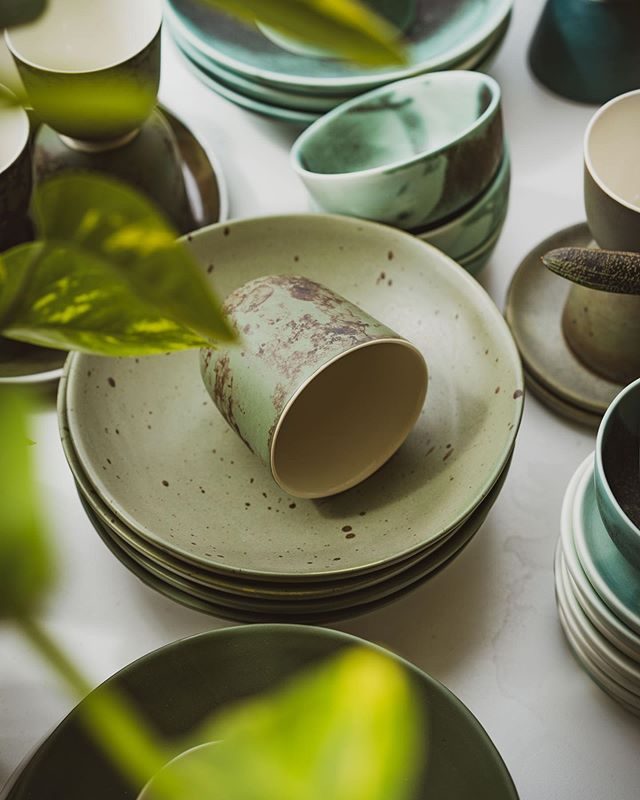 Please remember that our shop will be closed on Tuesday. We are still on the vacation but will be back on Wednesday. Have a lovely Sunday 😊❤️ 📸 @daretocook  #handmade #shop #ceramics #ceramicstudio #porcelain #coffeelover #coffeecup #minimalism #green #vacation #design #decor #scandinaviandesign #gastronomy #plates #cph #denmark