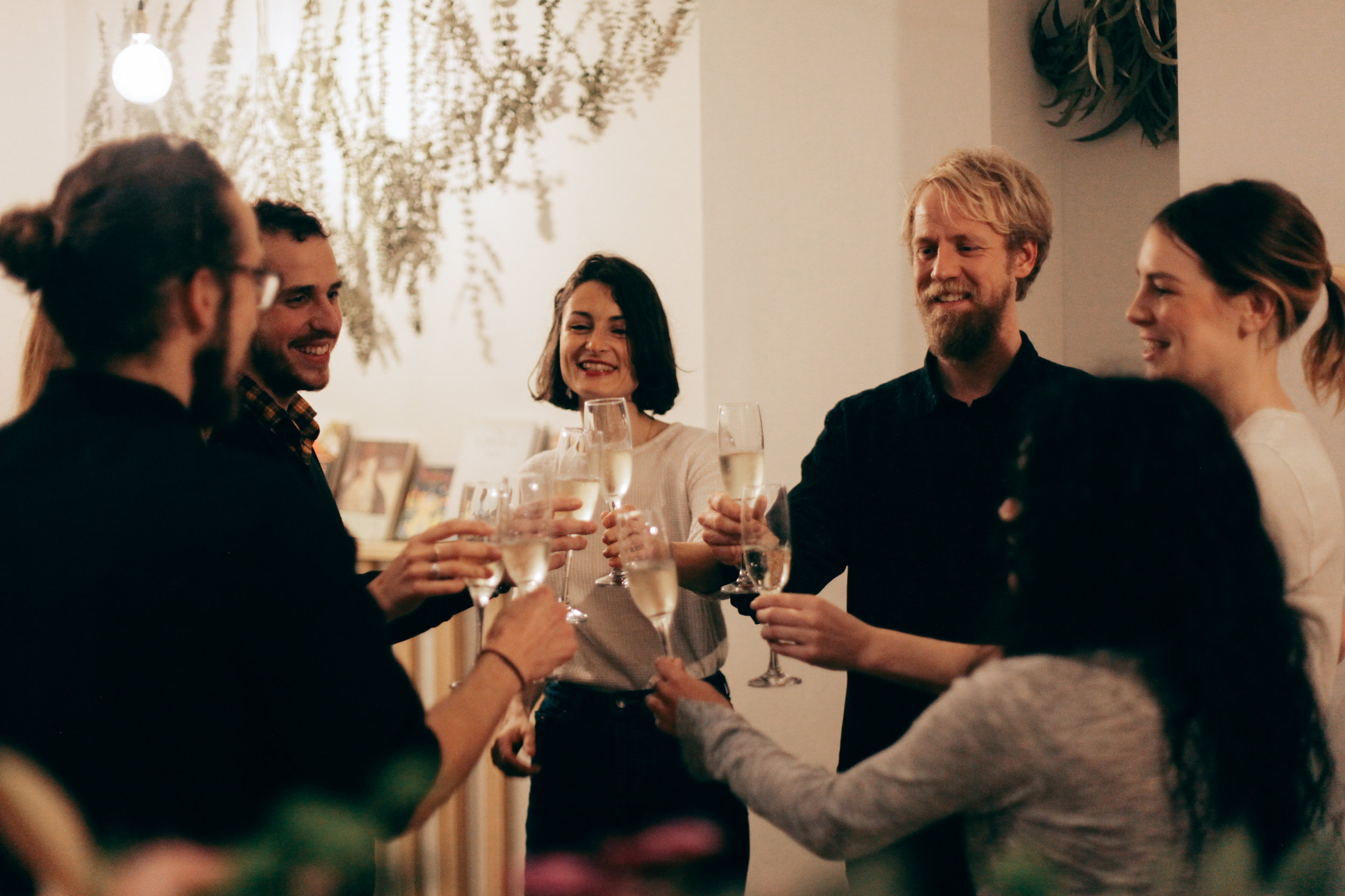 New Year´s Eve Dinner -