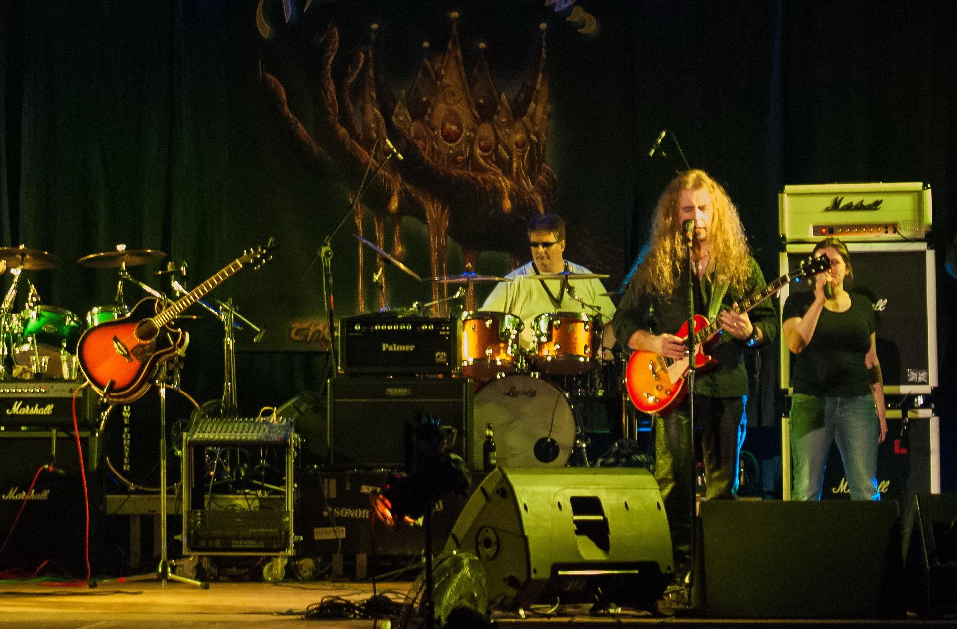 The Molten Crown Rock-Theatre Show 2014