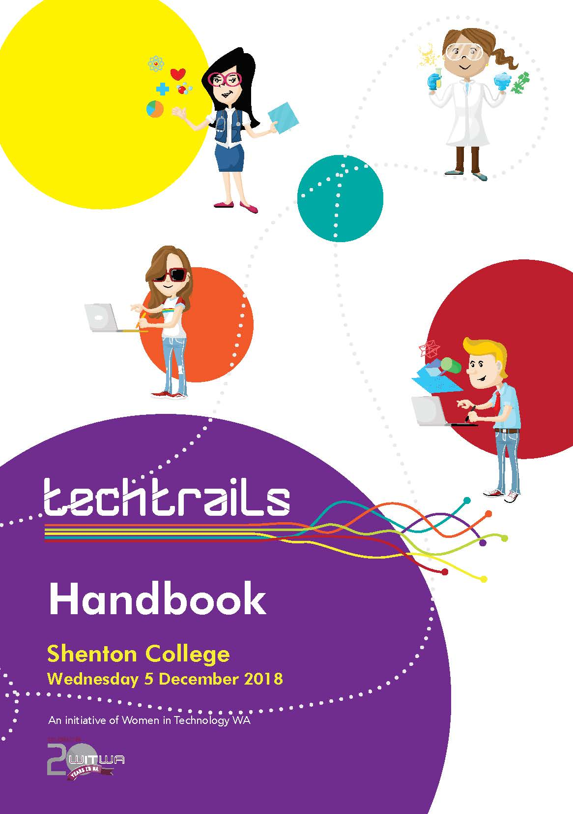 Techtrails Program for Shenton College