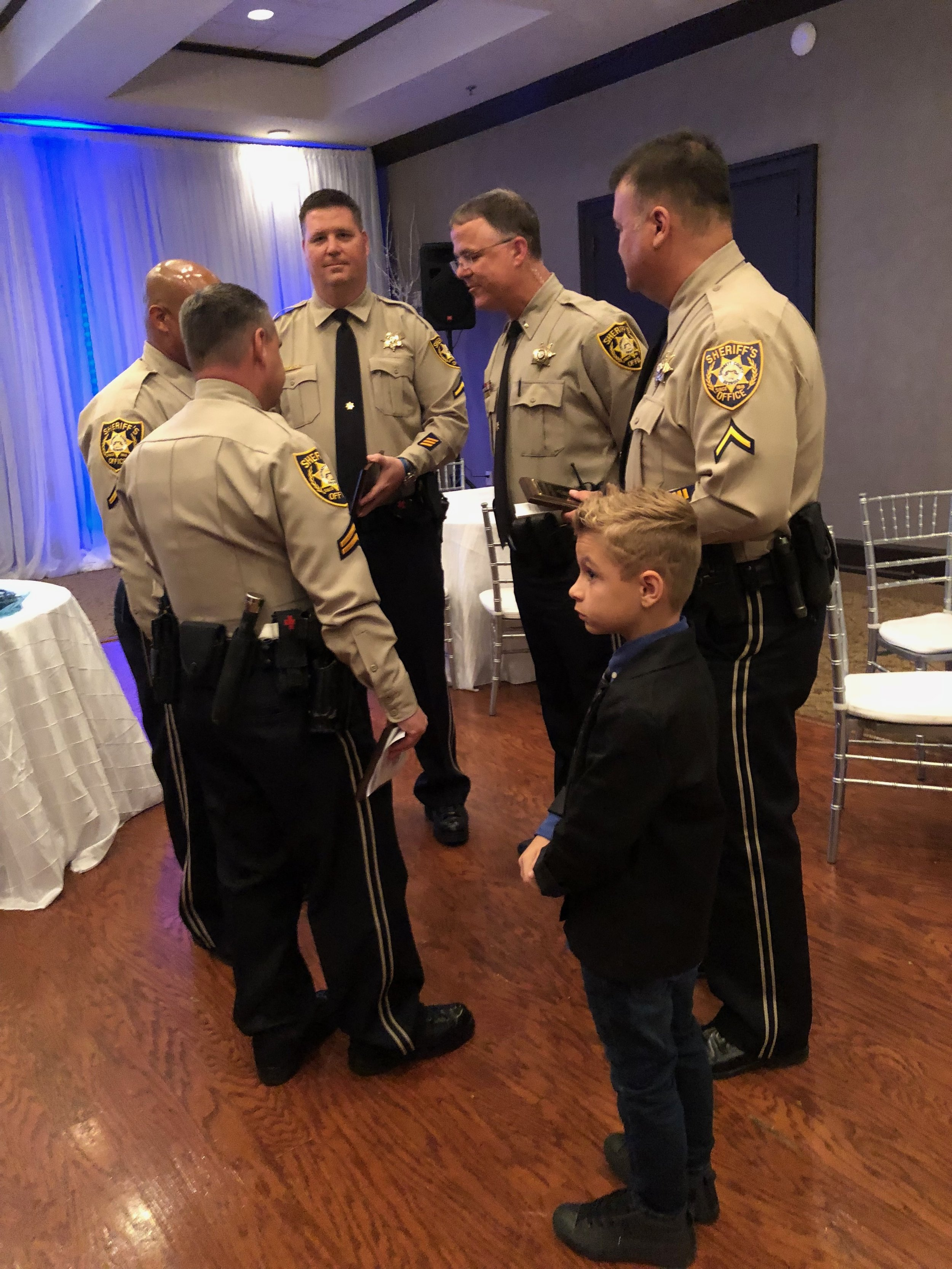 2018 Law Enforcement Officers of the Year