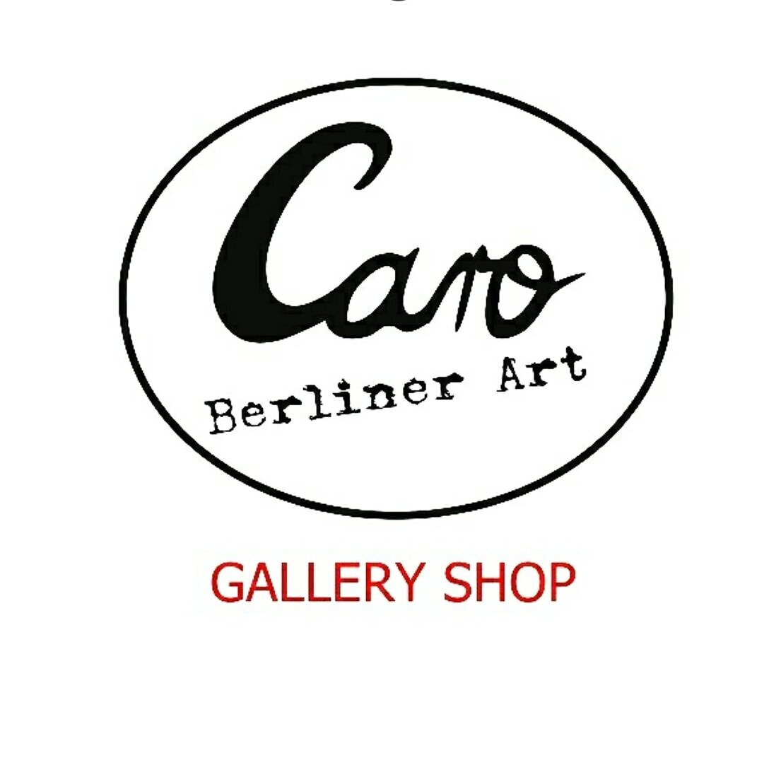 Caro Berliner Art Gallery Shop