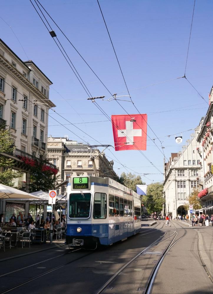 curio.trips.switzerland.zurich.tram.flag.portrait.jpg