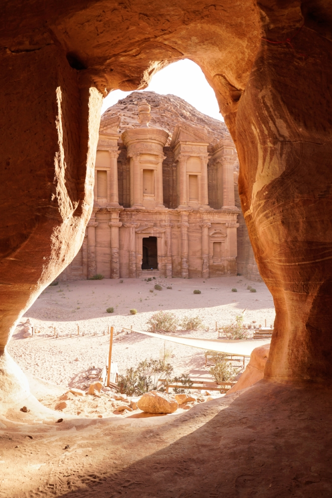 curio.trips.jordan.petra.monastery.cave.view.portrait.jpg