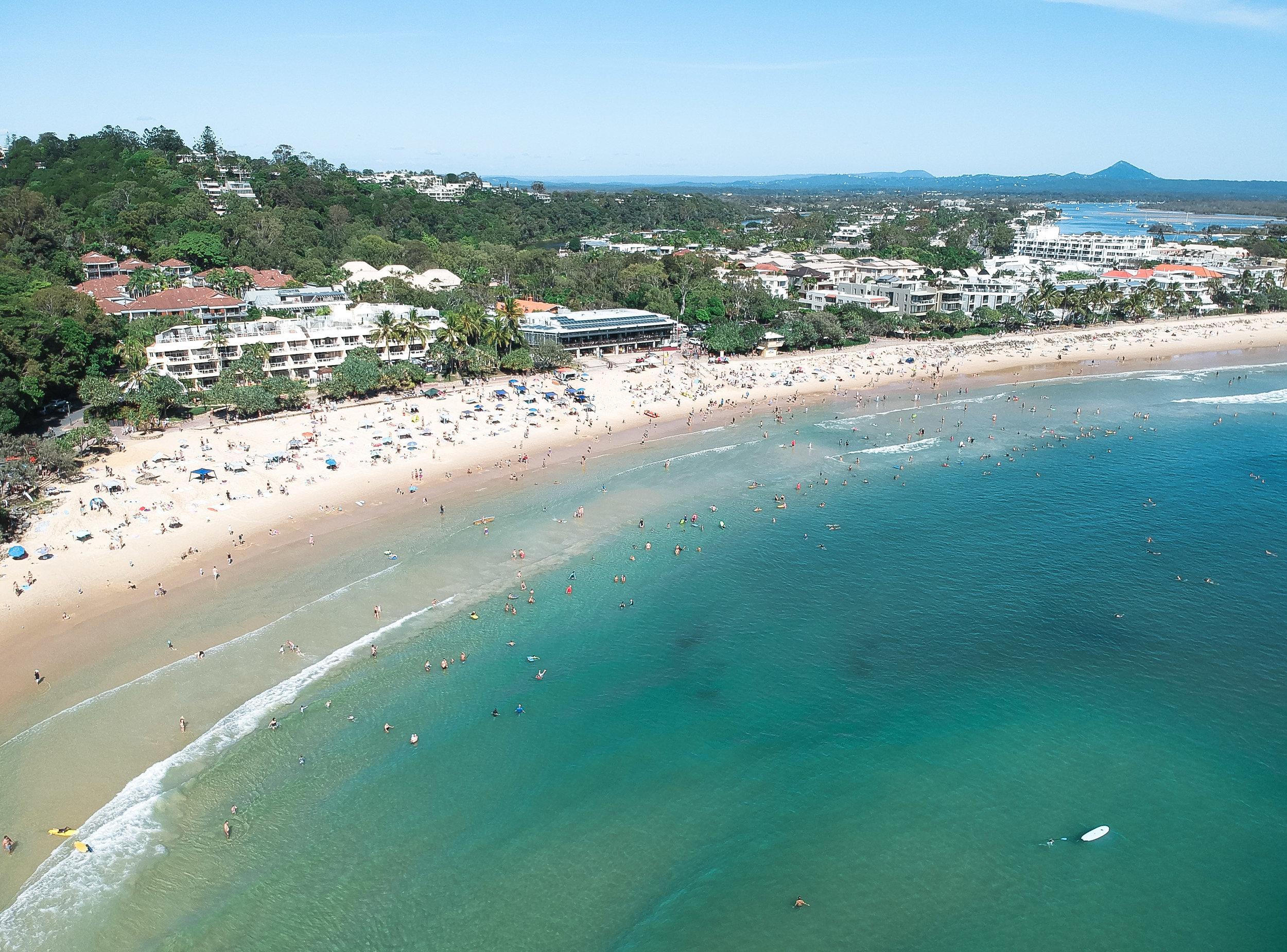 curio.trips.australia.queensland.beach.town.drone-2.jpg