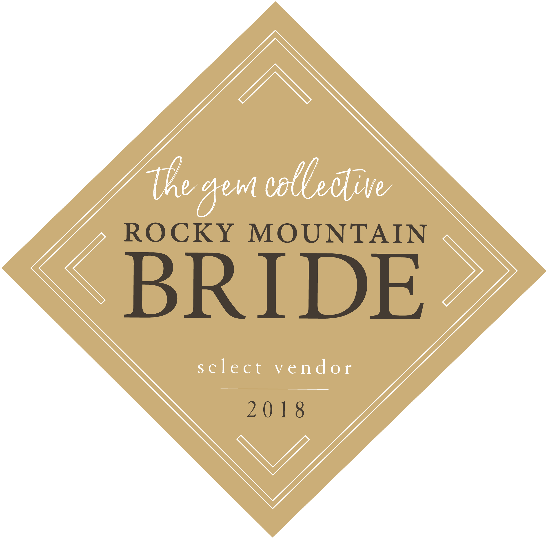 2018 Gem Badge Rocky Mountain Bride
