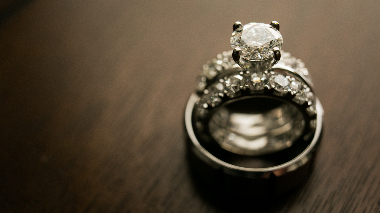 Montana Wedding Ring