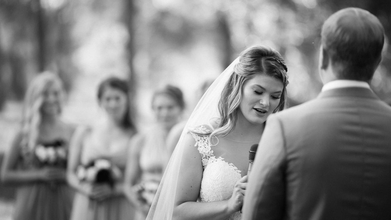 Wedding vows in montana