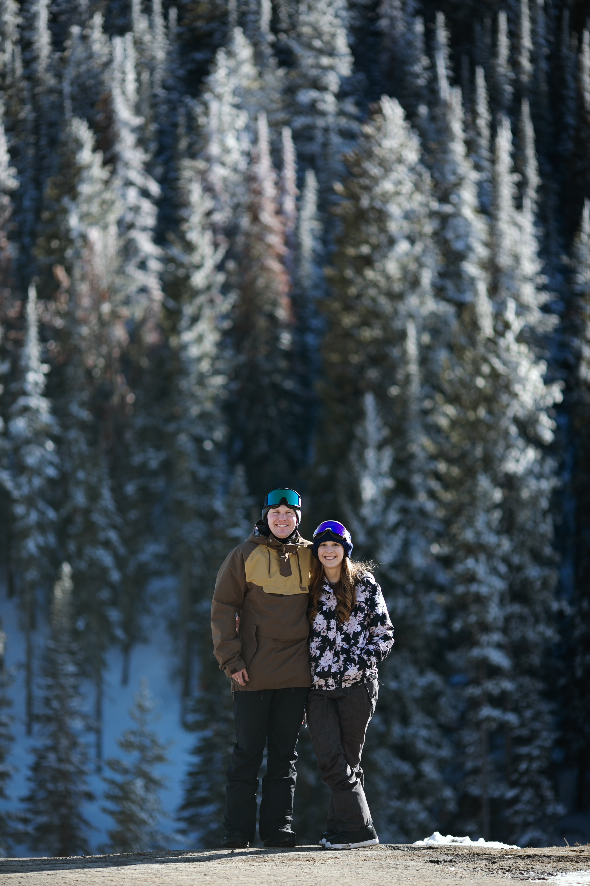 Red Lodge, Montana Engagement. photography.