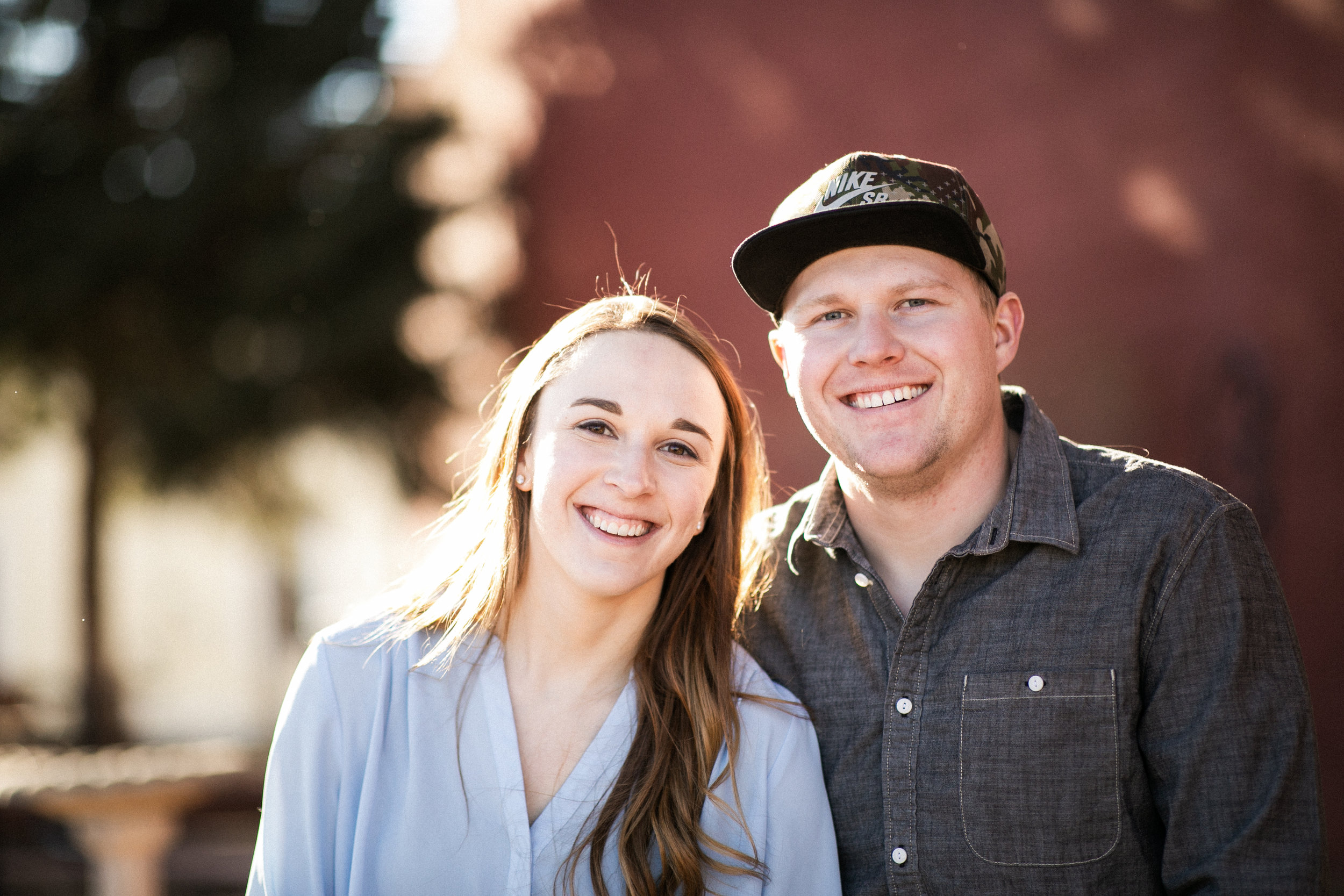 Montana Engagement Photo Session