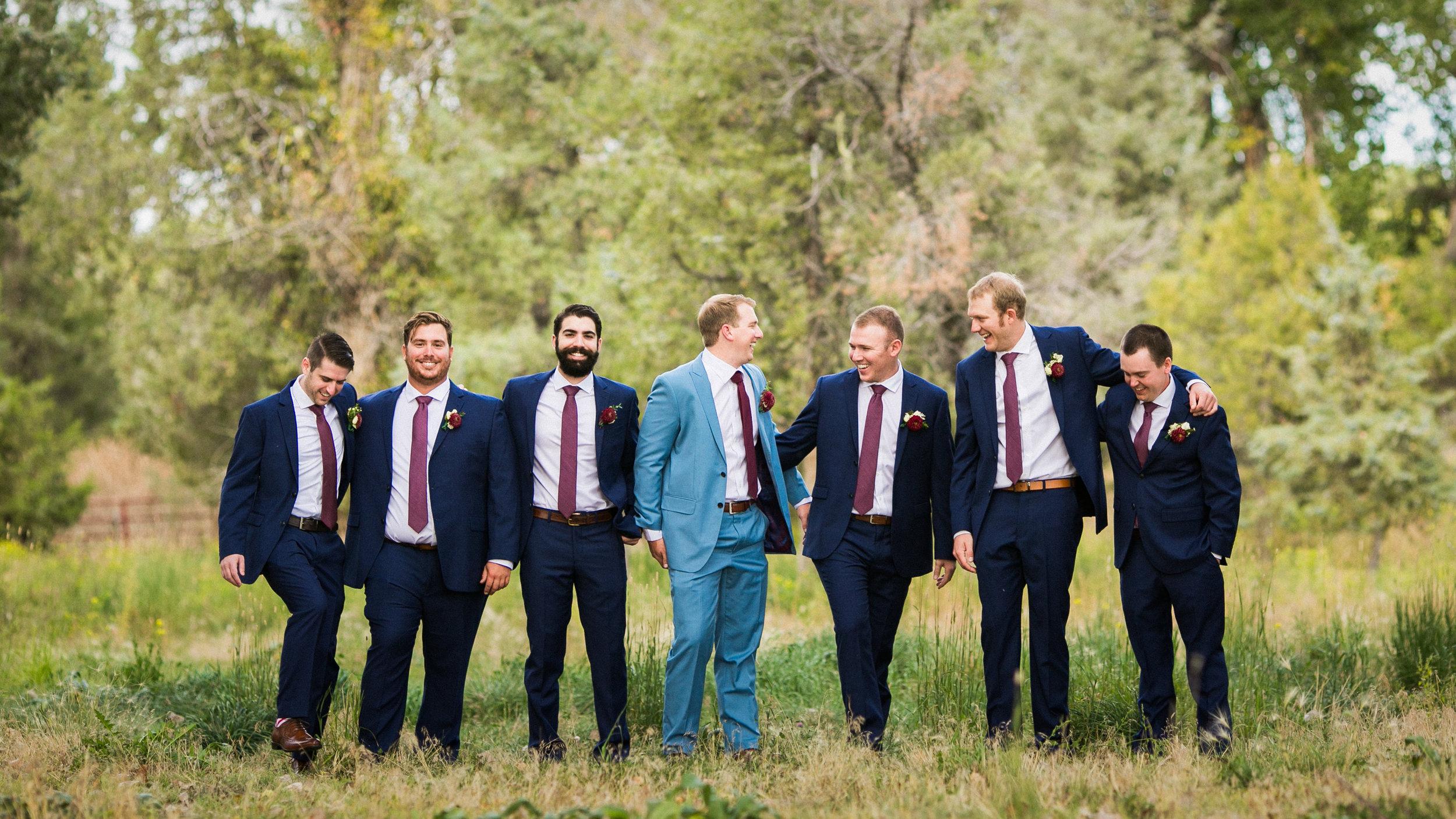Groom - Wedding Day Photography
