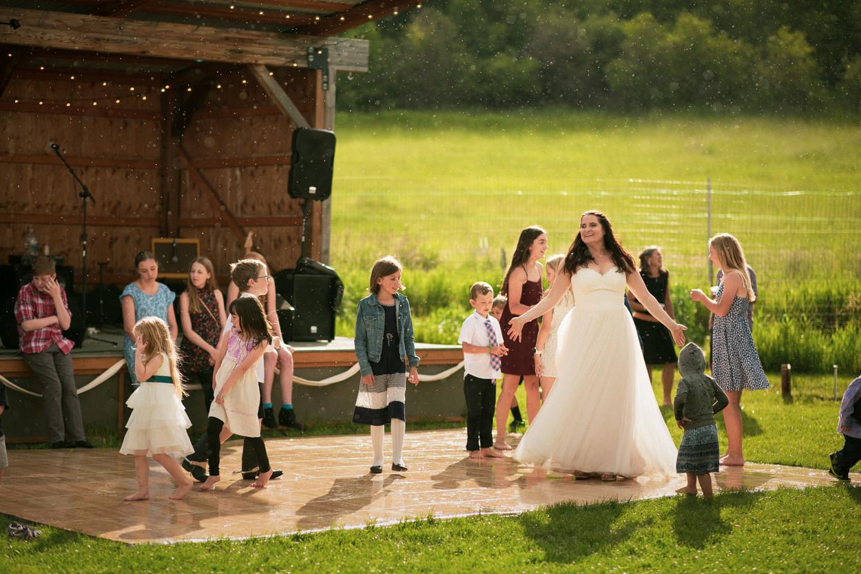 Red Lodge Wedding