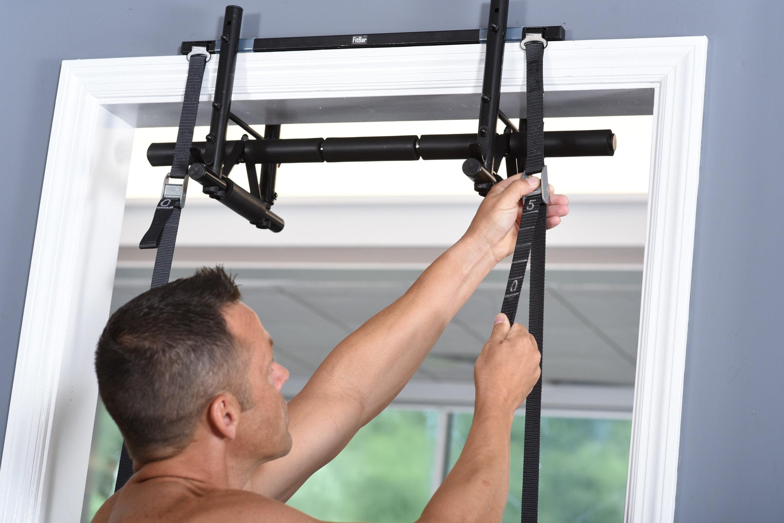 Easy Suspension Strap Adjustment