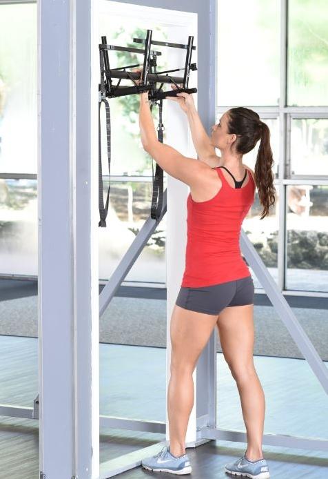 FitBar Home Gym Installation