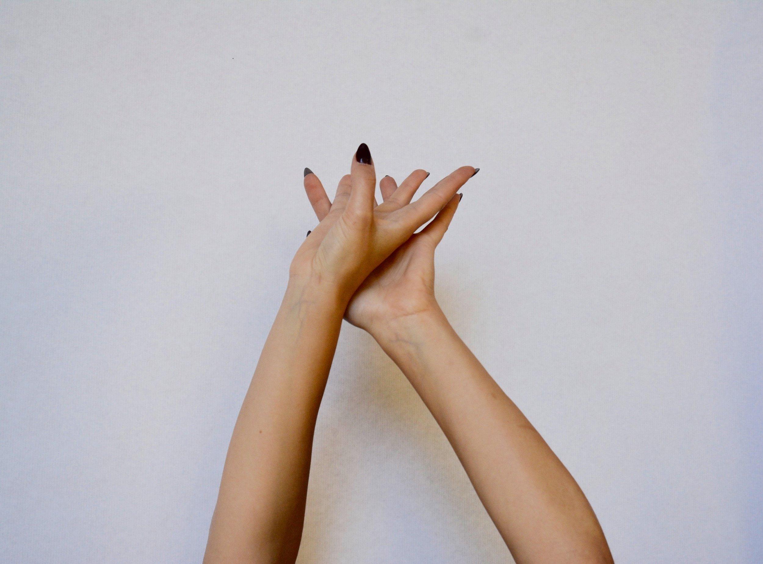 Helpless Hands