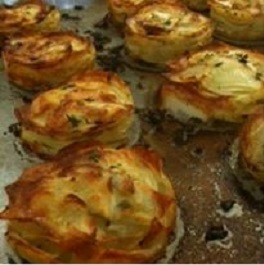 Potato Tarts