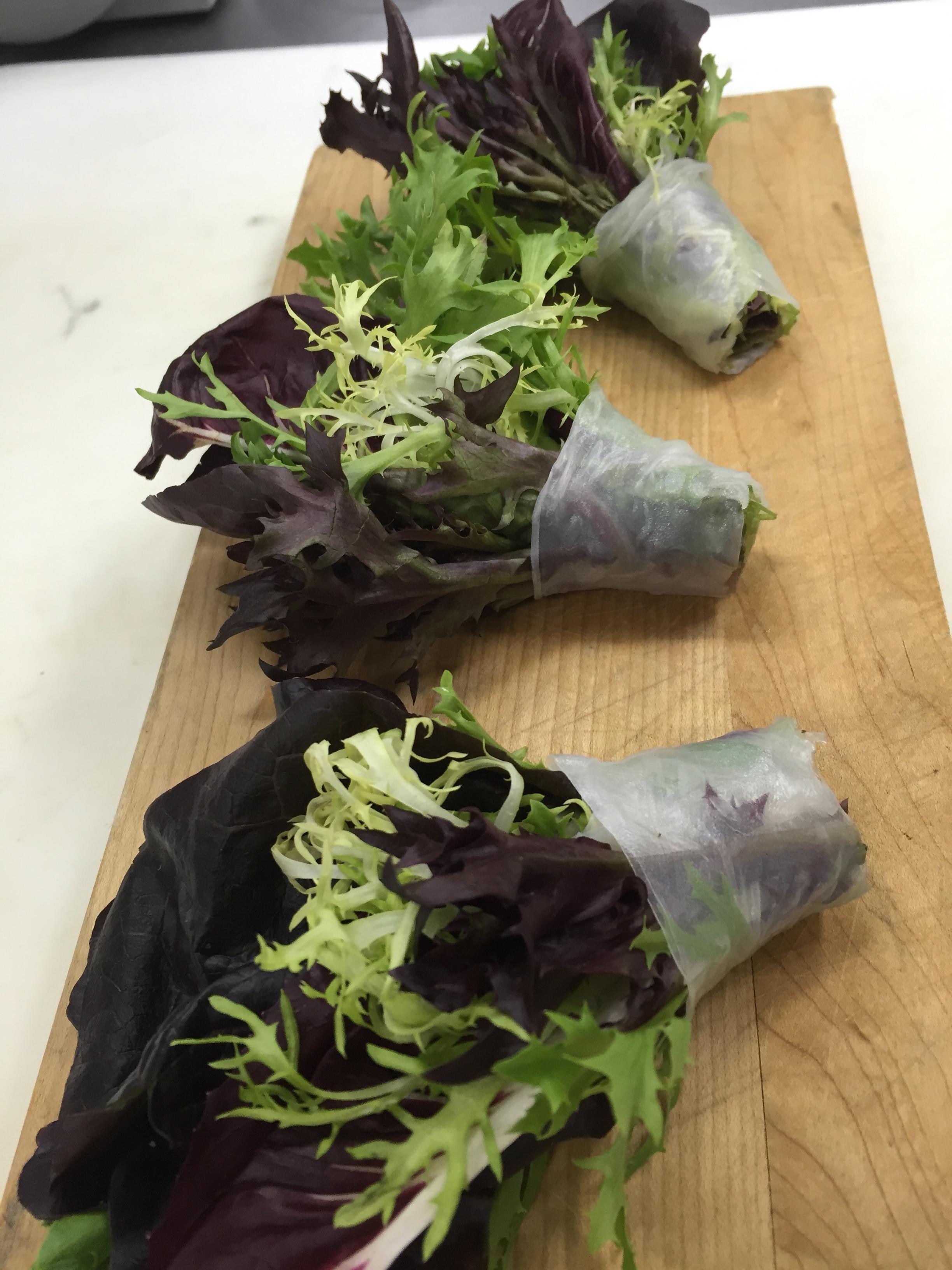Hand Salads