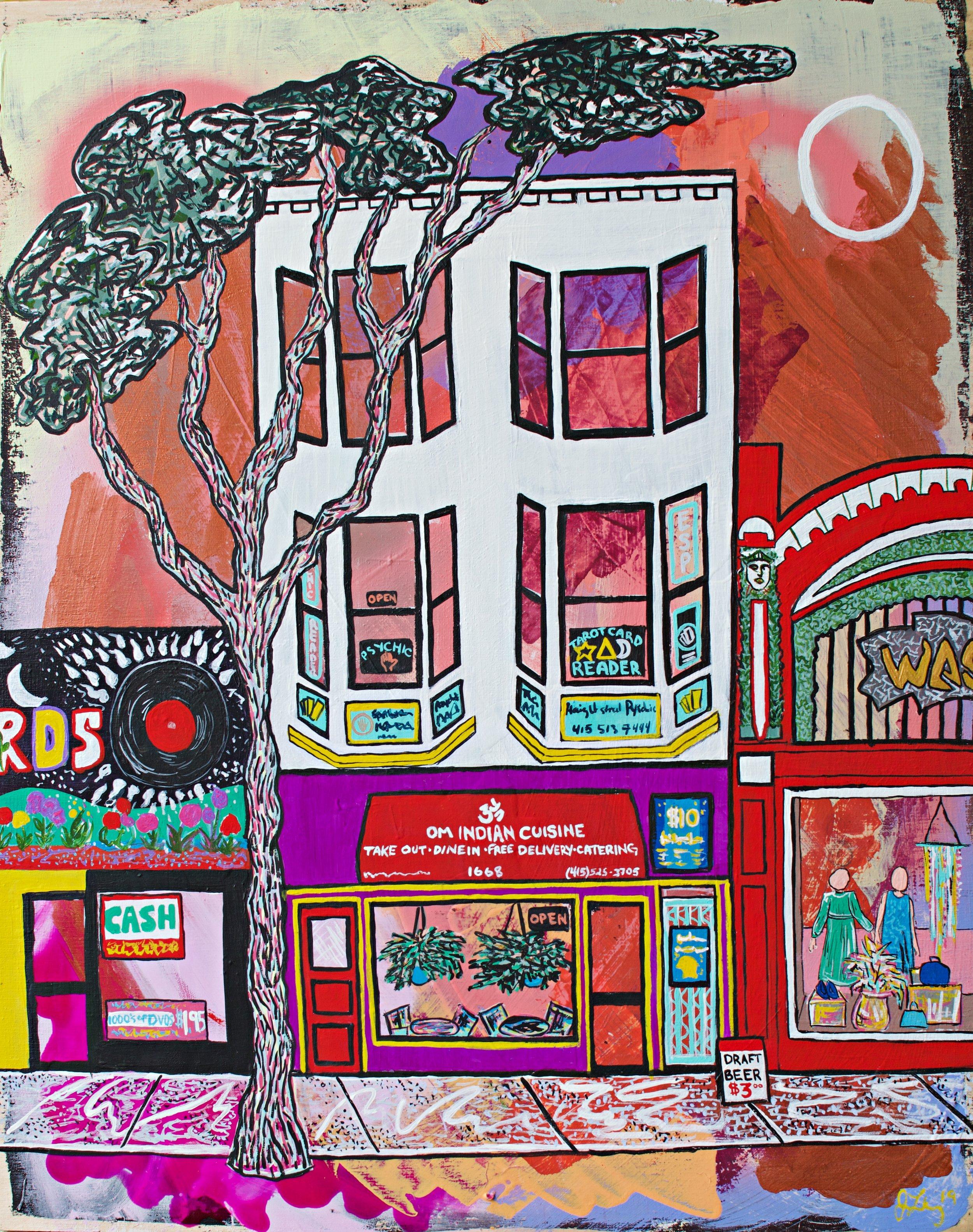 1668 Haight Street, San Francisco