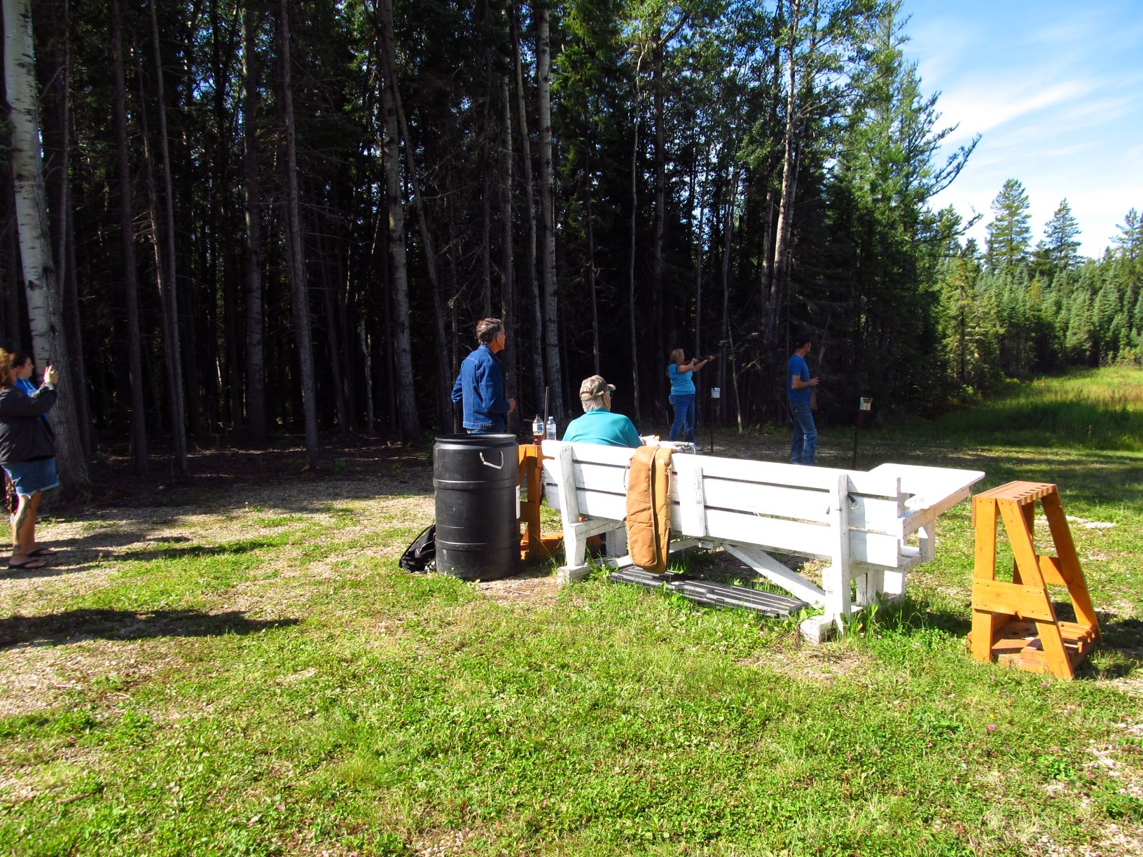 Trap Shooting Range