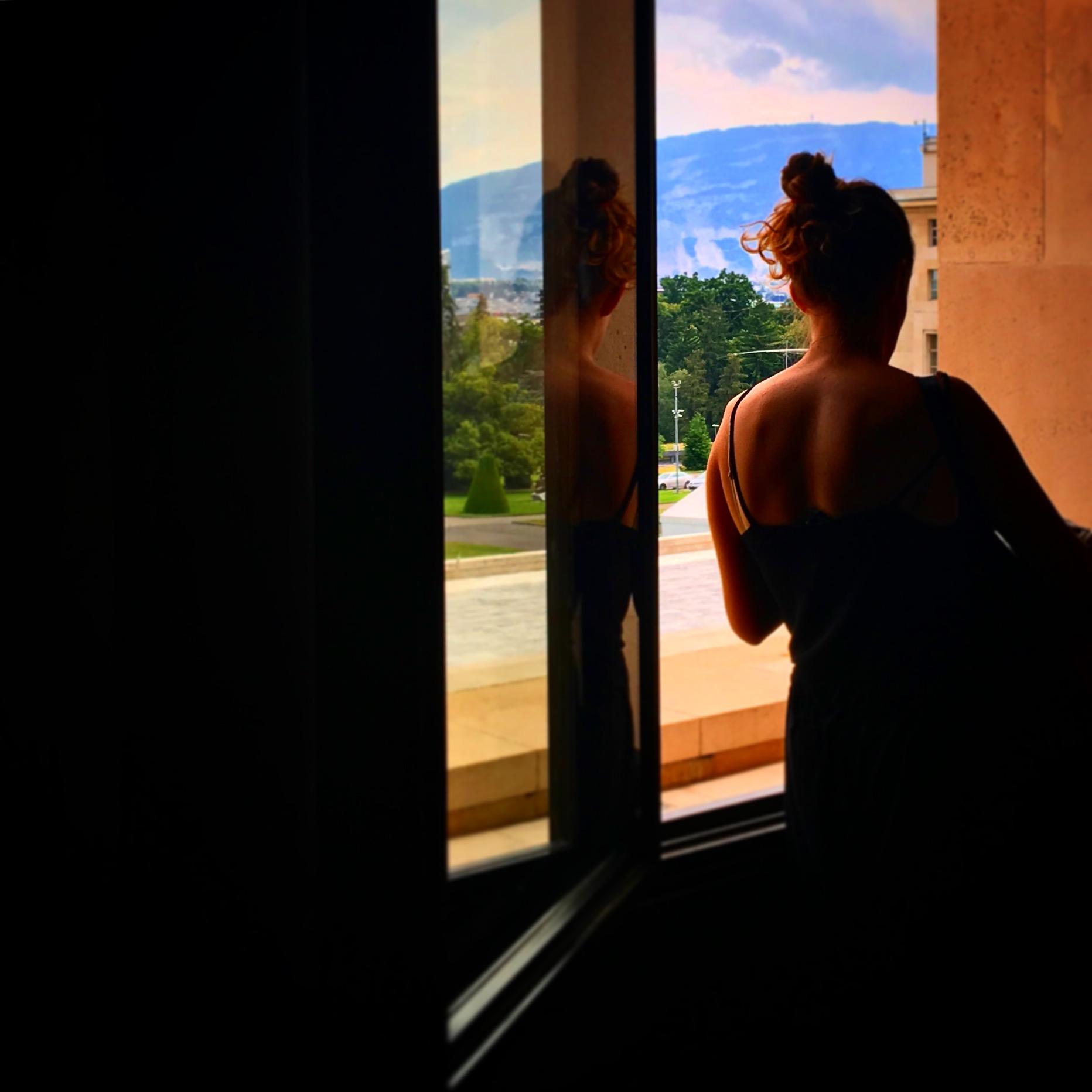 Sinéad Clarke, Nations Unis, Genève