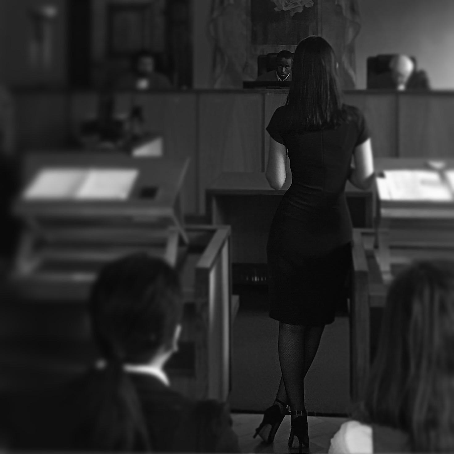 Estrellita Saker, Tribunal Cantonal