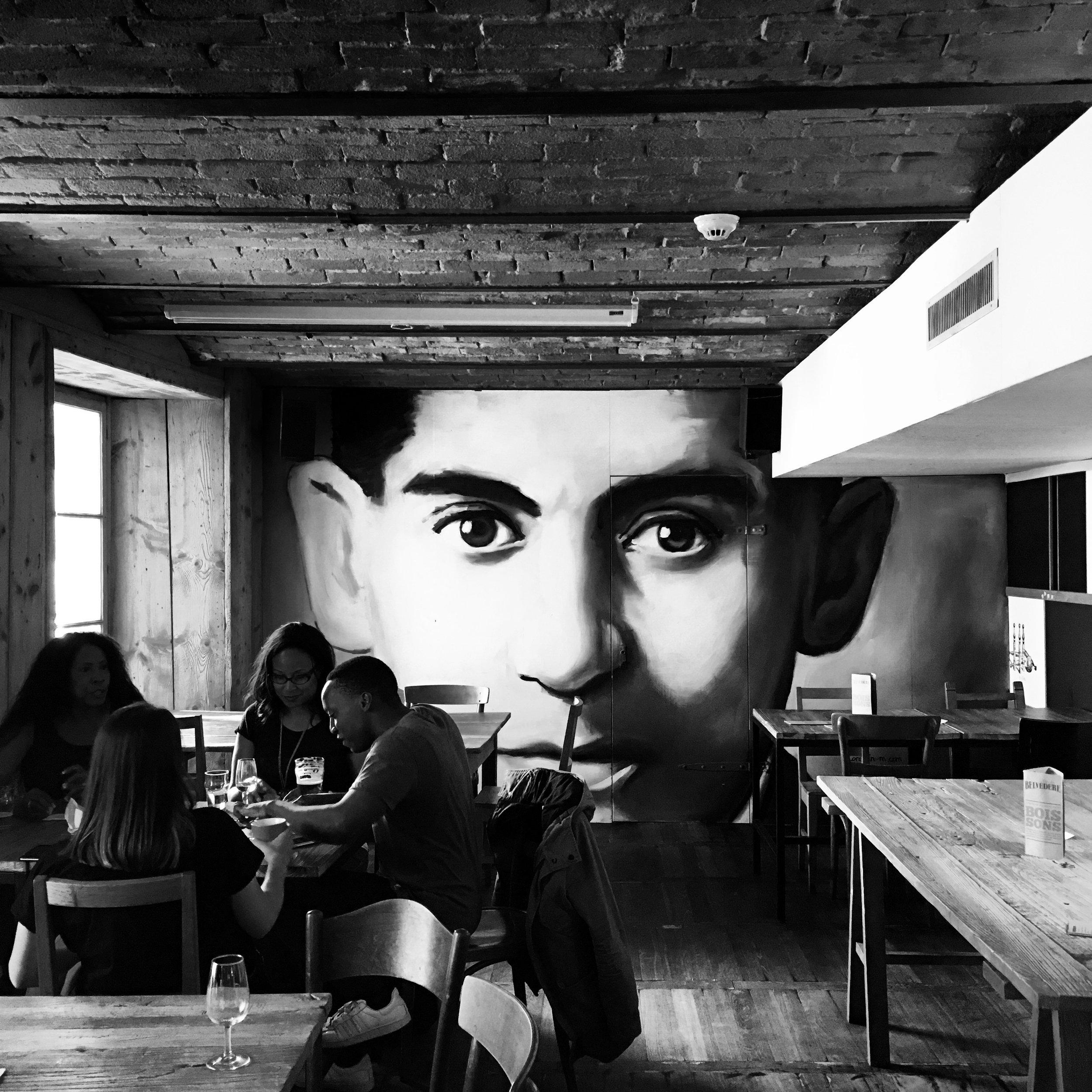 Café du Belvédère
