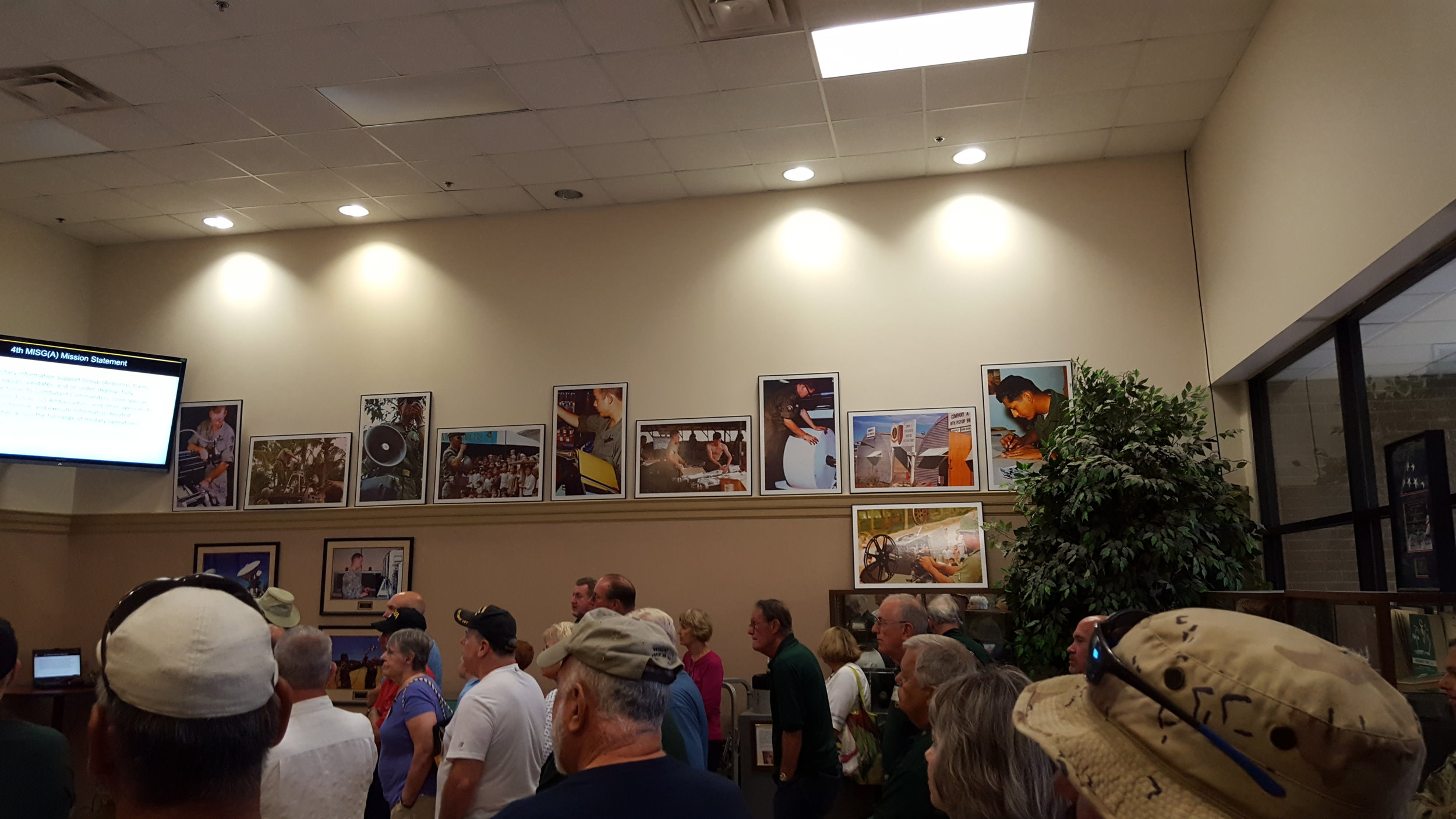 Media Center Lobby