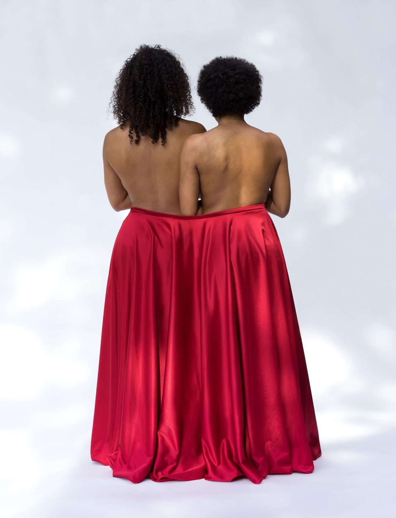 Mwangi Hutter, Twinshipping, 2016. Image courtesy of Mariane Ibrahim Gallery.