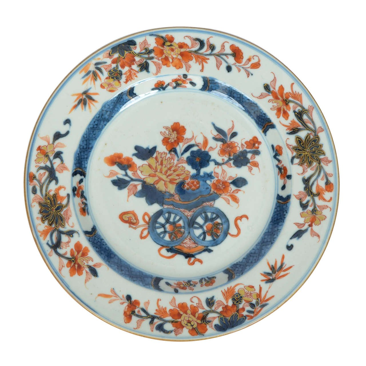A classic example of Imari ware from 1stdibs.com