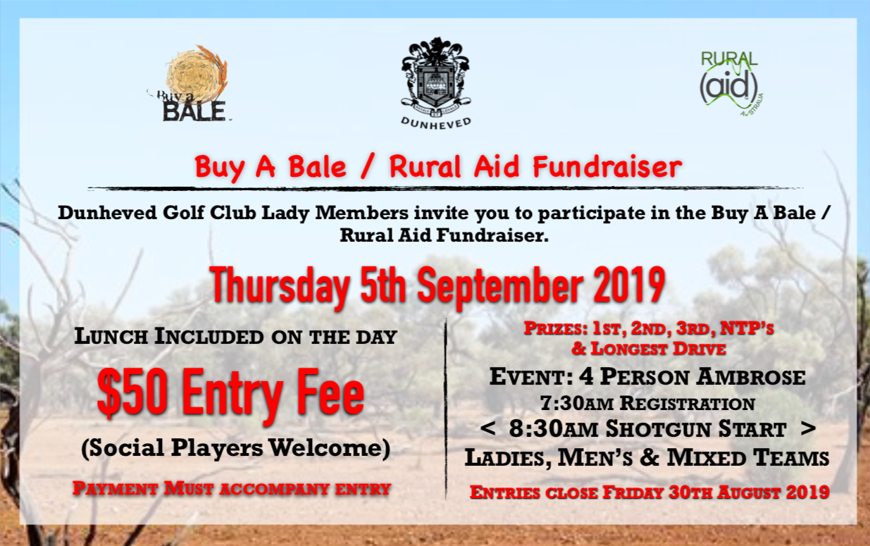 Support A Great Cause. - Enter Today for the buy a Bale Associates charity day!
