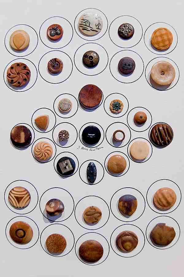 Sheerar Button Collection