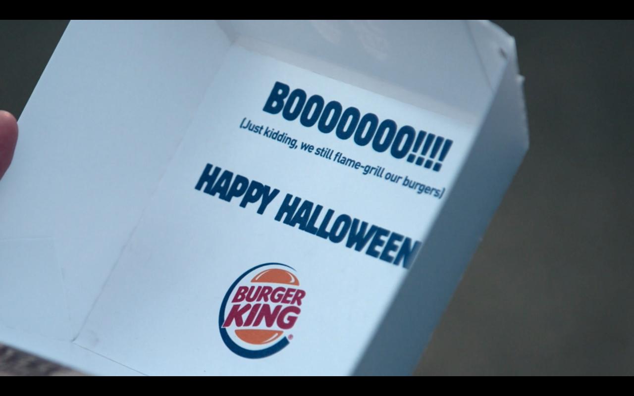 'BOOOOOOO!!!!' Burger King's Halloween Prank.